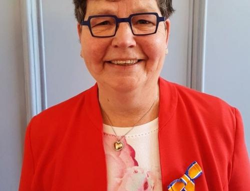 Rita van Gemert benoemd tot Lid in de Orde van Oranje-Nassau